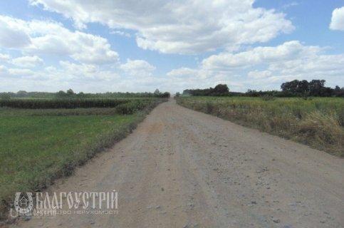 Земельна ділянка, Польова