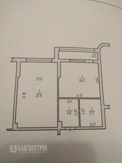 1-x квартира, Стрілецька, 1