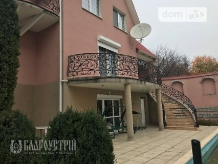 Дом, Монастирська (Володарського), 1
